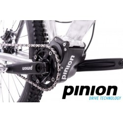 0 Pinion Drive Technology