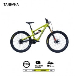 0 ZERODE Taniwha - Pinion
