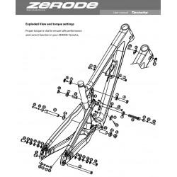 Zerode - Vista Despiece